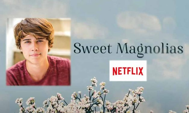 """Harmony's Logan Allen seeing great success as part of cast of Netflix hit show """"Sweet Magnolias"""""""