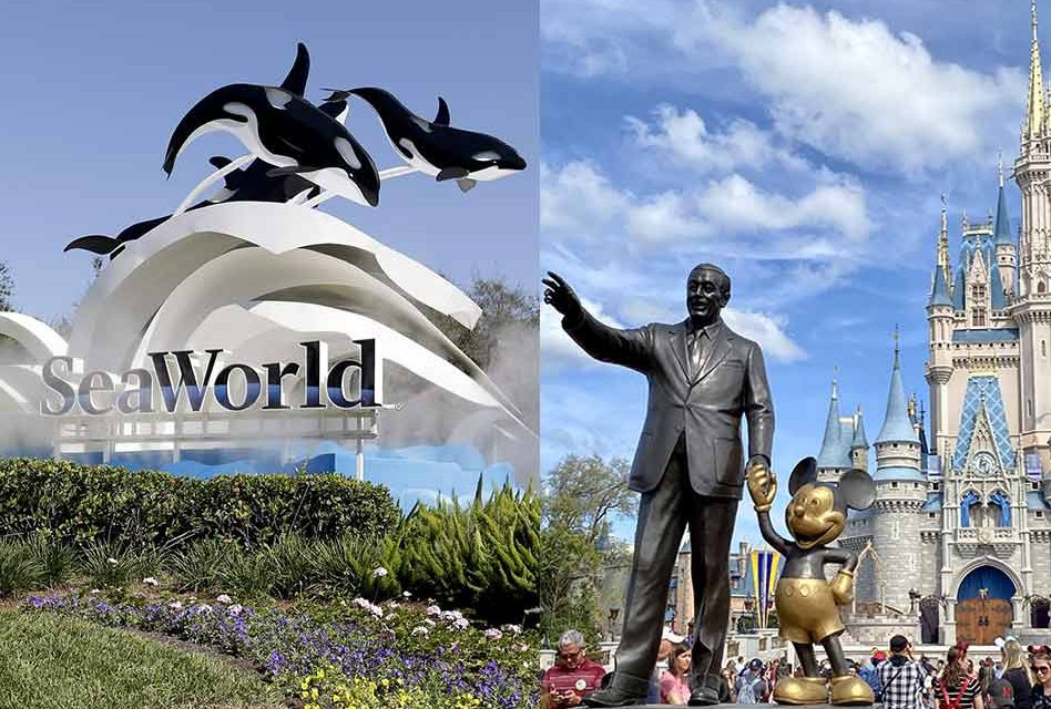 We'll be all ears and fins again soon: Walt Disney World and SeaWorld to present re-opening plans this morning