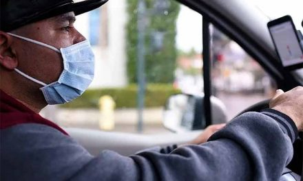 Uber to require masks for drivers, passengers during coronavirus pandemic
