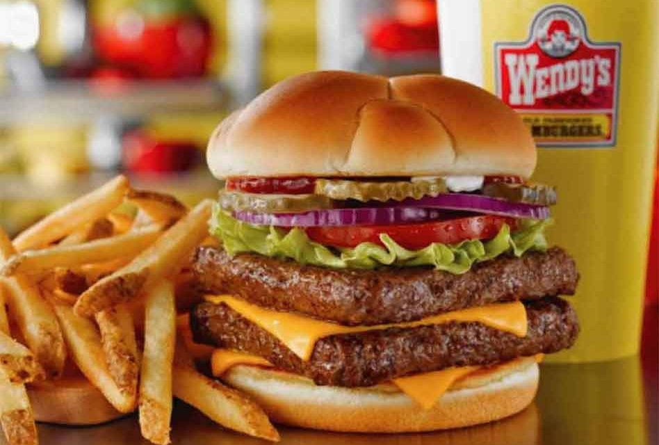 """Where's the Beef?"" It's at your local Wendy's, so go ahead and order that burger!"