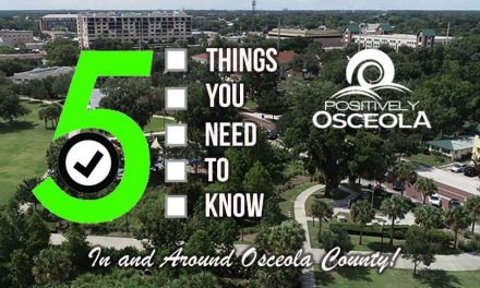 Here's your 5 Things To Know in Osceola County for June 25