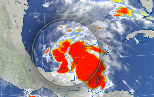 ¡Hola Cristobal! 3rd storm of young 2020 hurricane season forms in Bay of Campeche