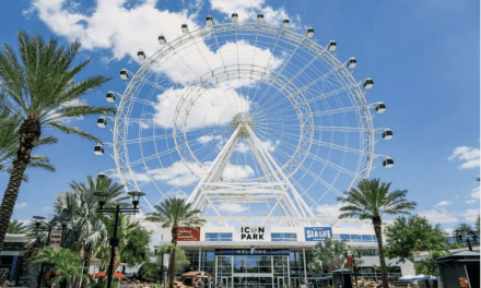 The Wheel at ICON Park re-opens today at 1 p.m.