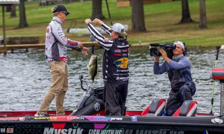 Major League Fishing anglers to descend on Kissimmee Chain starting Sunday
