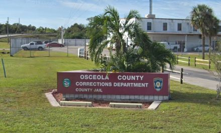 Osceola County: 2 Corrections officers, 2 nurses test positive for COVID-19; no known cases among jail inmates