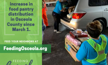 Osceola REDI's Feeding Osceola initiative still looking to provide food pantries with $100,000 in funding to keep all residents fed