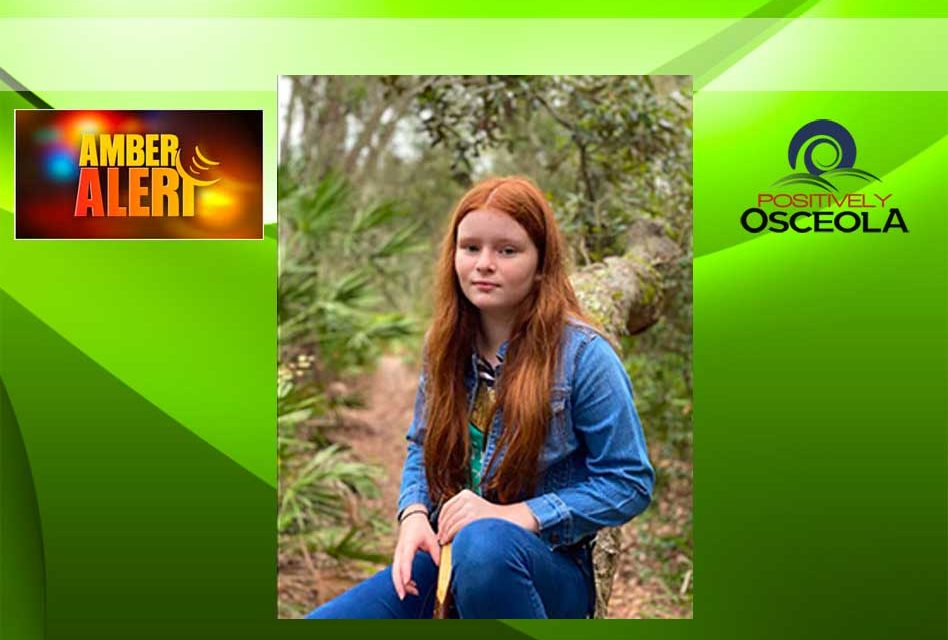 Florida Amber Alert issued for missing 13 year-old girl