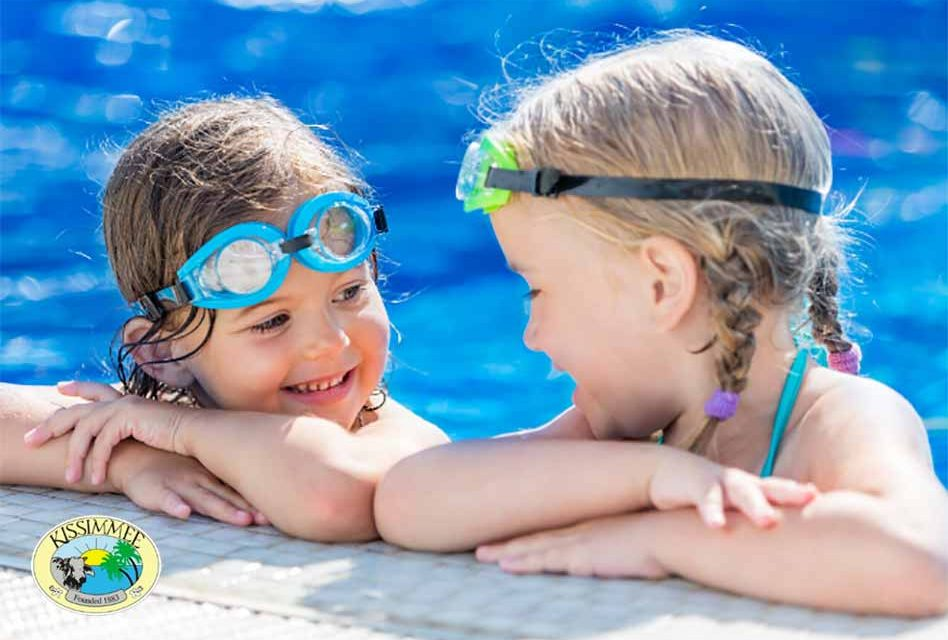 City of Kissimmee Opens Learn to Swim Lessons Registration