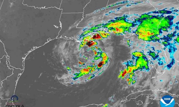 Osceola County could feel more effects from Tropical Storm Cristobal on Sunday