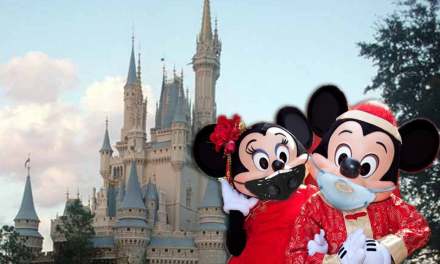 "Masks at Disney? You bet, but not everywhere. They'll have ""Relaxation zones"""