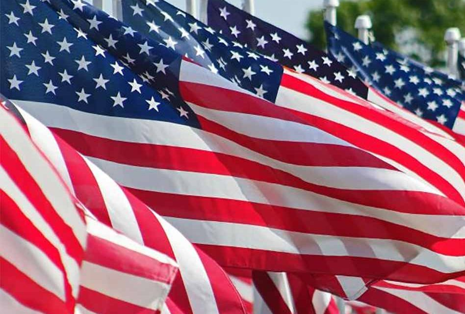 It's June 14th, and that means its National Flag Day in the United States of America