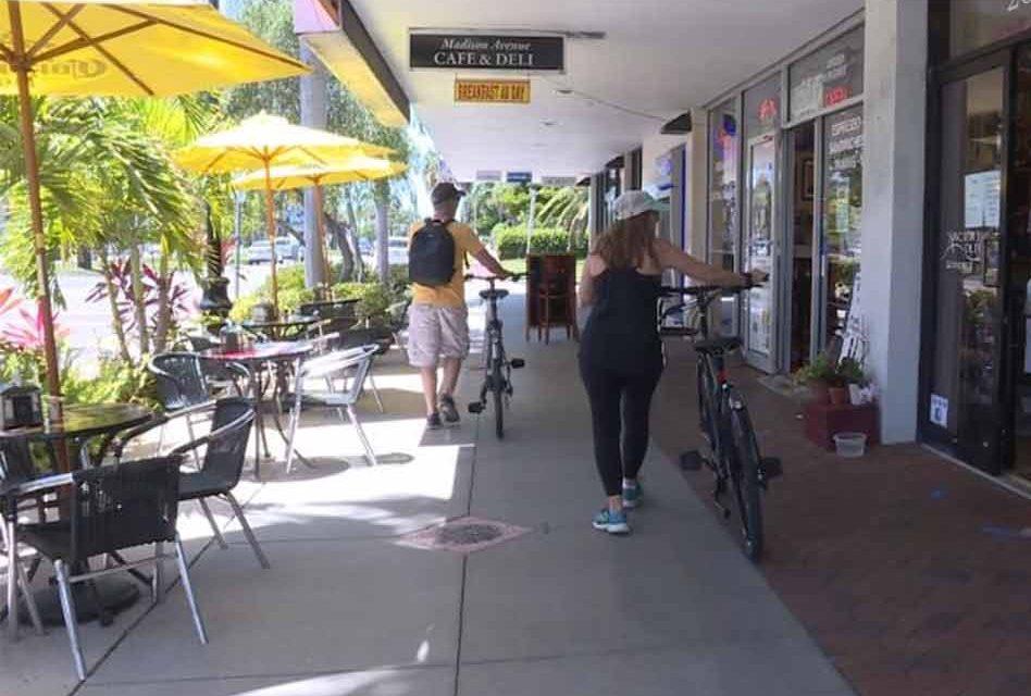 Florida's economy is taking a huge hit amid the coronavirus pandemic