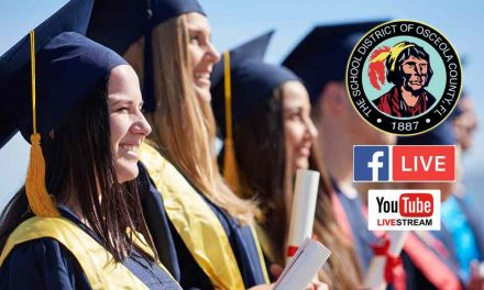 Osceola School District to celebrate graduates by LIVE streaming all graduation ceremonies