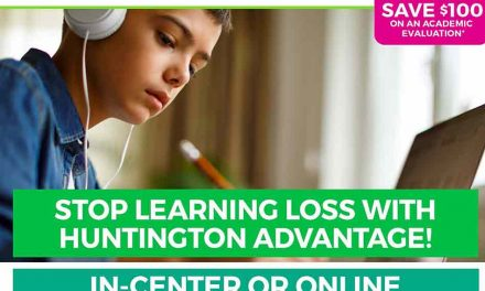 St. Cloud Huntington Learning Center is committed to students' readiness for fall learning, Webinar today at 1pm