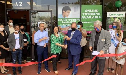 Huntington Learning Center cuts ribbon at St. Cloud location; offers free webinars on Thursdays, including today at 1 p.m.