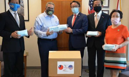 City of Kissimmee receives 1000 medical masks donated by Taiwanese Government