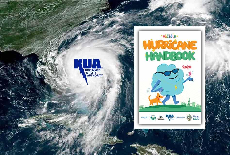Kissimmee Utility Authority releases 2020 Osceola Hurricane Handbook