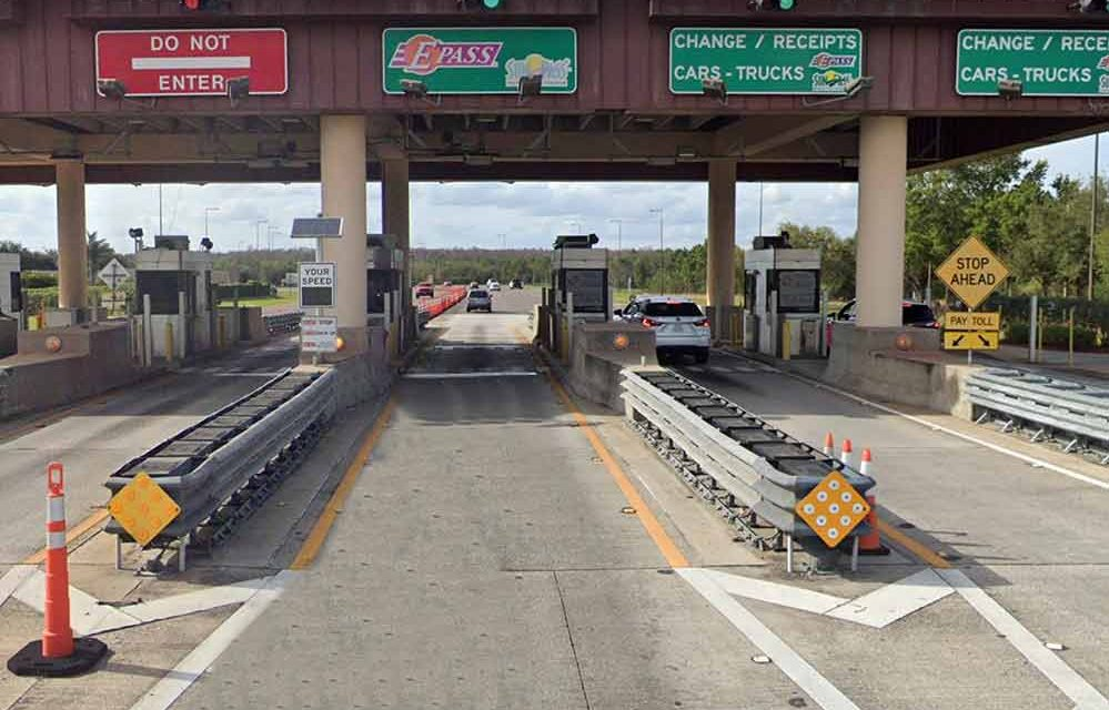 Osceola Parkway tolls to increase by $1 on Wednesday for toll-by-plate users; no change for transponders