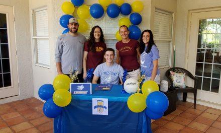 New college signees: Harmony's Taitiyana Taylor, St. Cloud's Tyler Souza, Tohopekaliga's Adonis Vega
