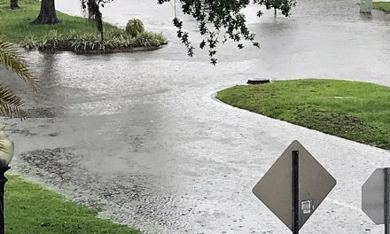 Central Florida, including Osceola County, remains under flood watch through Sunday night