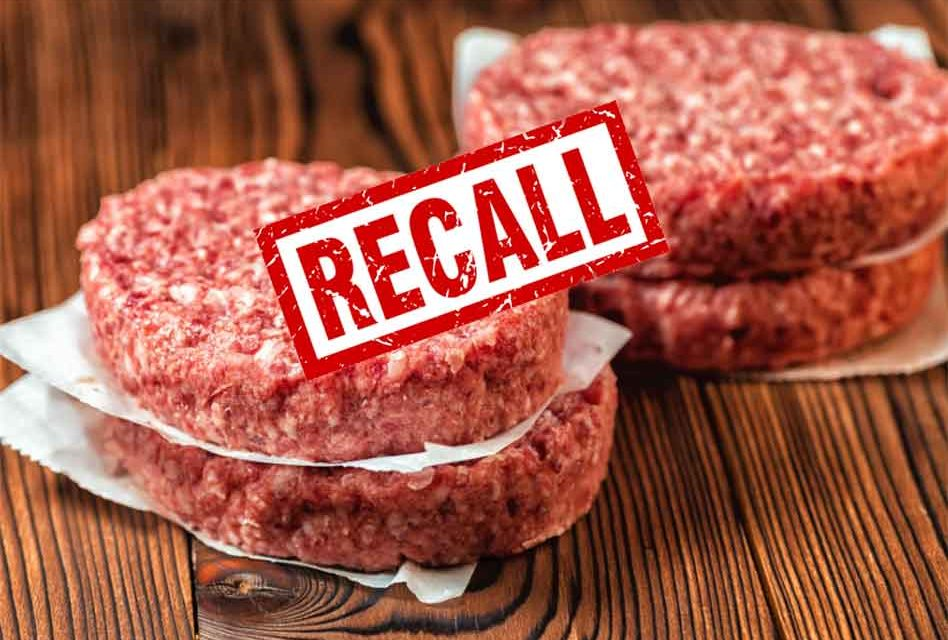 NJ company recalls almost 43,000 pounds ground beef over E. Coli