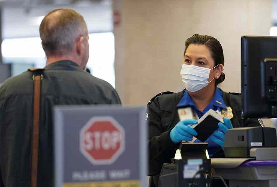 Orlando International Airport employees required to wear face masks in public areas