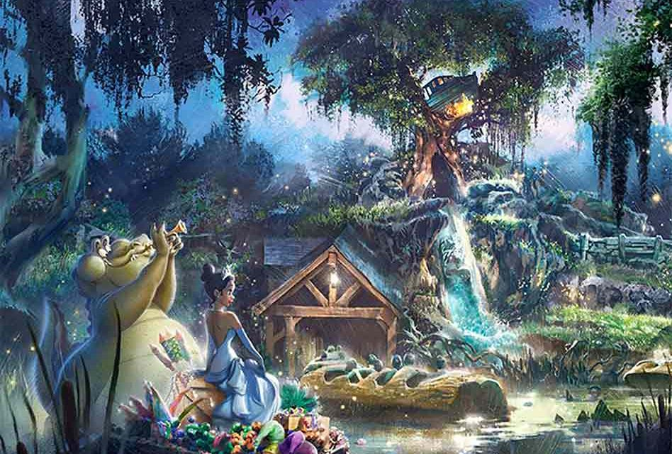 Disney's Splash Mountain to be reimagined to The Princess and the Frog