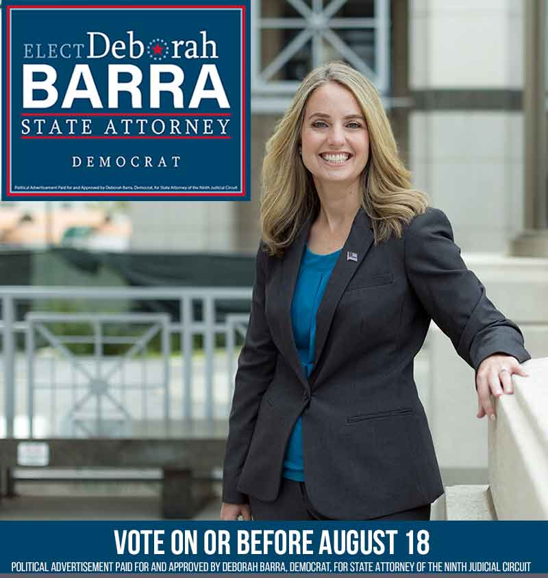 Deborah Barr for State Attorney