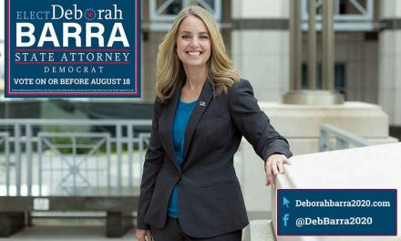 Prosecutor Deborah Barra running to bring experience and passion to the State Attorney's Office in Florida