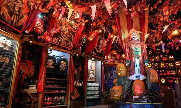 Halloween Horror Nights Tribute Store now open at Universal Studios Florida