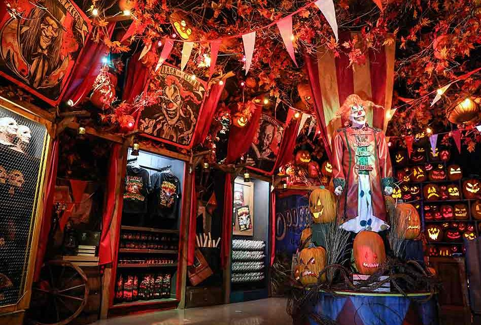 Halloween Horror Nights Tribute Store now open at Universal Studios Florida