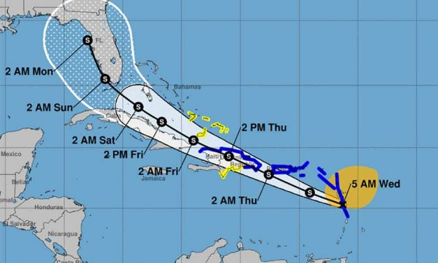 Tropical system could become Isaias soon, still on path toward Florida