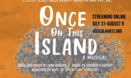 """Osceola Arts to stream """"Once on this Island"""" production to keep arts alive amid pandemic"""