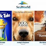 SeaWorld Orlando creates all-new 'Flicks & Fireworks' drive-in movie event for this weekend only!
