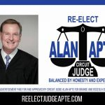 Experienced Circuit Judge Alan Apte running for another term in 9th Circuit Court