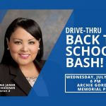 Osceola County District 2 Back to School Drive-thru with County Commission Chairperson Viviana Janer