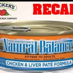 Cat Food Recall: Natural Balance Pet Foods pulled for potential deadly side effects