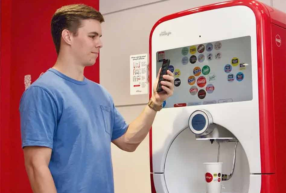 Coca-Cola to launch a touch-free Freestyle machine, as restaurants stop using soda fountains amid the pandemic