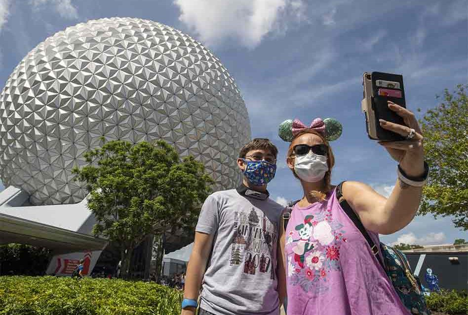 Disney World updates face mask policy, no more eating, drinking, strolling, or neck gaiters