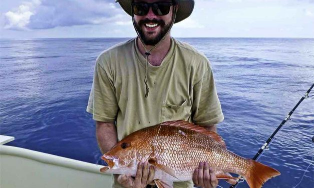 July recreational Red Snapper season is here, along with a few changes anglers need to know