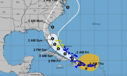 Tropical Storm Isaias becomes ninth named storm of year, Florida impact possible