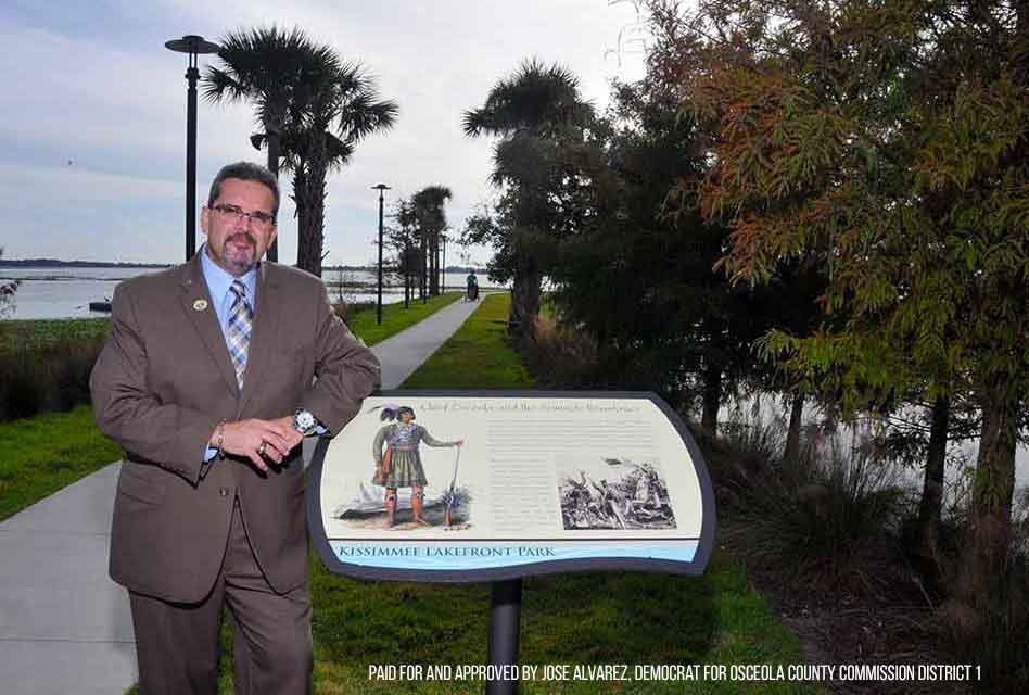 Know your candidates: meet Jose Alvarez, candidate for Osceola County Commissioner District One