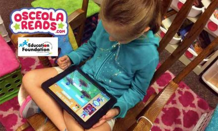 Education Foundation, Osceola Reads bring reading technology station for kiddos to Poinciana Library