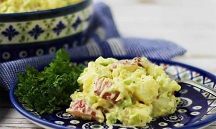 Positively Delicious: Red Potato Salad, a summer favorite