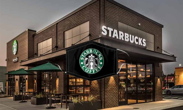Starbucks to makes face masks mandatory at all company-owned U.S. stores