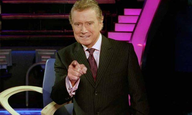 Regis Philbin, Legendary TV Host , Dead at 88