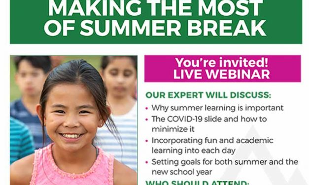School is right around the corner – do everything you can to ensure your child is ready!
