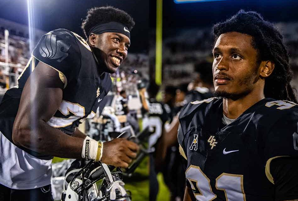 UCF Knights Football duo named to Jim Thorpe Award watch list