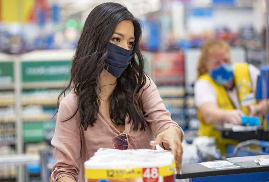 Coronavirus masks to become mandatory at all Walmart, Sam's Club stores