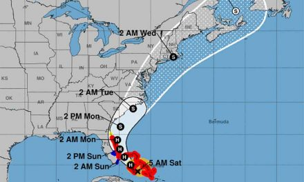 Hurricane Isaias continues to bring strong winds, heavy rains to Bahamas, heading to Florida's east coast next